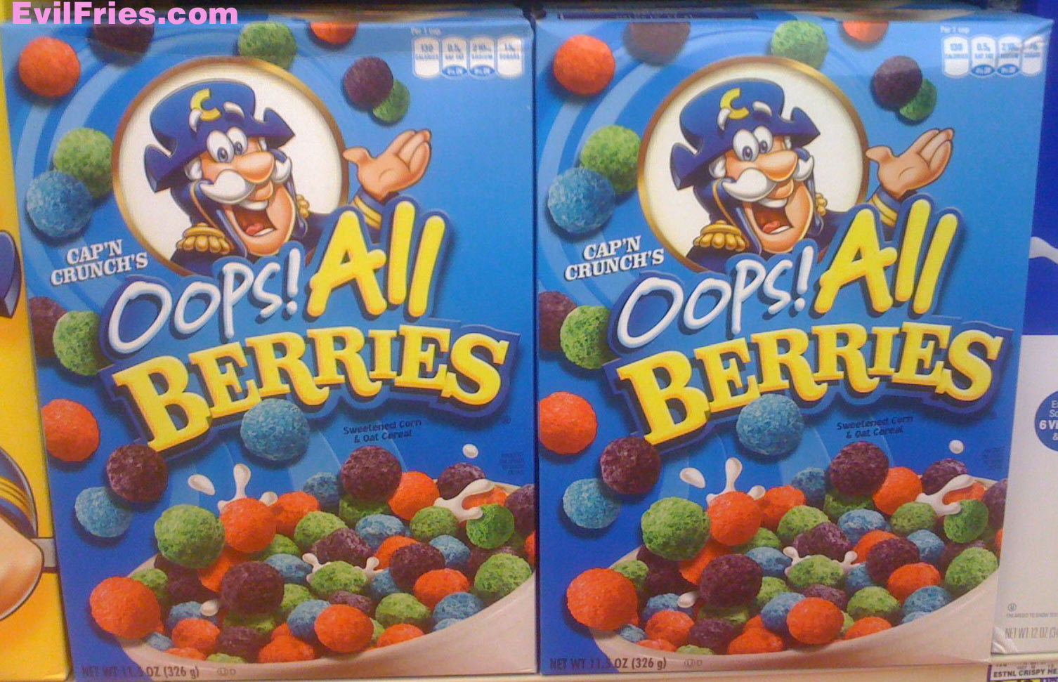 Oops All Berries Cap N Crunch You can vote for oops! oops all berries cap n crunch